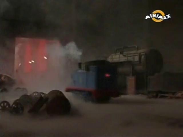 Thomas a gőzmozdony- Halloween