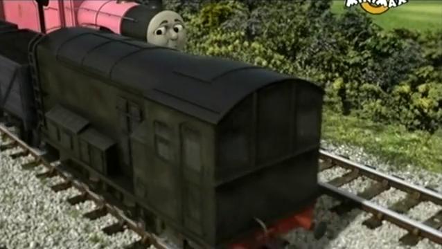 Thomas - A rózsaszín mozdony