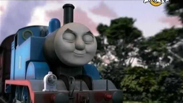 Thomas - A koránkelő postás