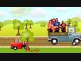 Iszkiri: Autót vezet a manó