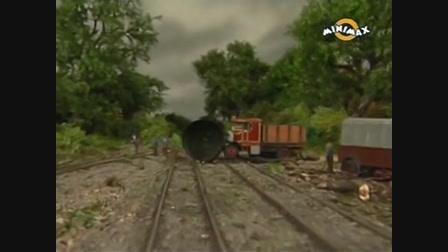 Emily kalandja - Thomas a gőzmozdony