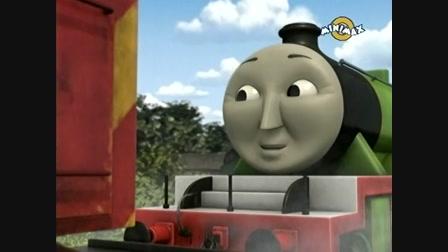 Thomas a gőzmozdony - Henry es a biztonság