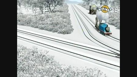 Thomas a gőzmozdony - Karácsonyi kívánság