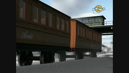 Thomas és a hóemberünnep