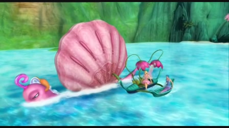 Barbie - Varázslatos utazás 05-- Barbis lányos mes