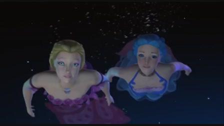 Barbie - Varázslatos utazás 06-- Barbis lányos mes