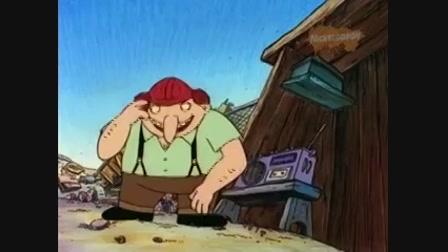 Hé, Arnold! - A régi épület-- vicces rajzfilm gyer