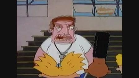 Hé, Arnold! - Csapatszellem-- vicces rajzfilm gyer