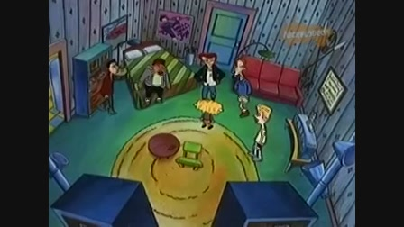 Hé, Arnold! - Nagymenő!-- vicces rajzfilm gyerekek