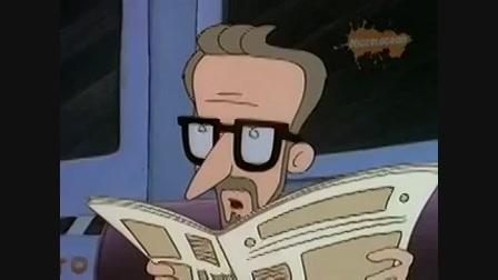 Hé, Arnold! - Metró-- vicces rajzfilm gyerekeknek