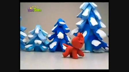 MioMao - A karácsonyfa-- cicás animációs mese