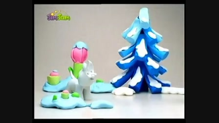 MioMao - A pingvin-- cicás animációs mese