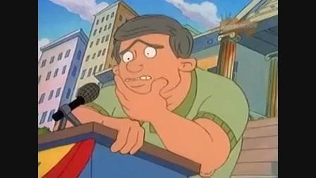 Hé, Arnold! - Felvonulás-- vicces rajzfilm gyereke