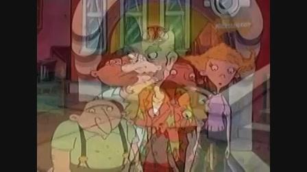 Hé, Arnold! - Szálló-- vicces rajzfilm gyerekeknek