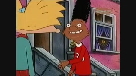 Hé, Arnold! - Buli menőknek-- vicces rajzfilm gyer