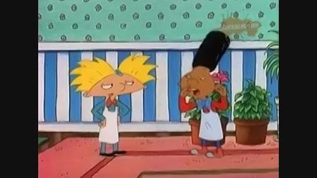 Hé, Arnold! - Barátság?-- vicces rajzfilm gyerekek