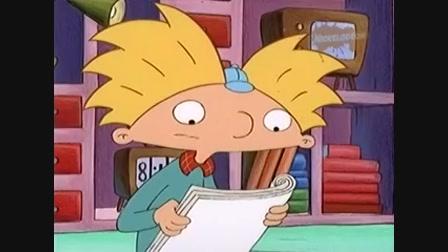 Hé, Arnold! - Iskola színház-- vicces rajzfilm gye