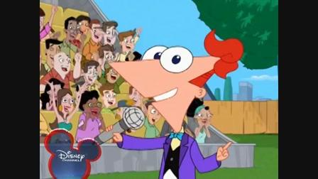 Phineas és Ferb - Csináljunk egy vetélkedőt!