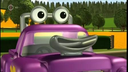 Traktor Tom- A kertverseny