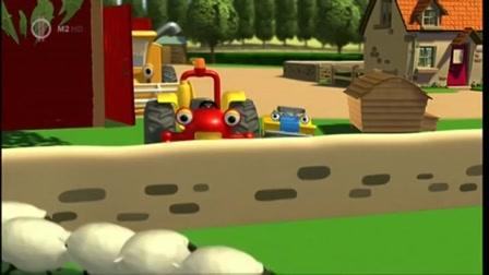 Traktor Tom - Az új focilabda