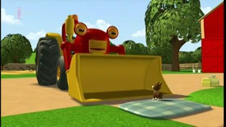 Traktor Tom - Baj van a picikkel