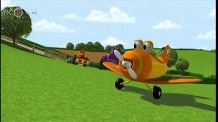 Traktor Tom- Gyere vissza Röpcsi