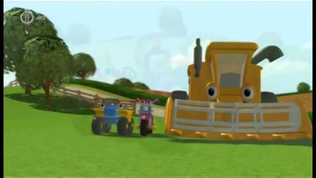 Traktor Tom - A nagy kaland