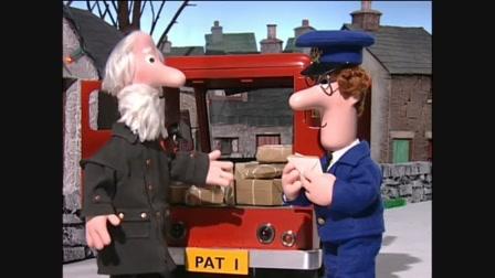 Postás Pat varázslatos karácsonya