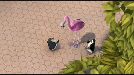 Madagaszkár pingvinei S1E17- vicces animációs mese