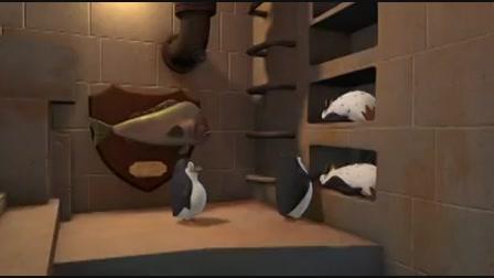 A Madagaszkár pingvinei S01E38- vicces animációs m