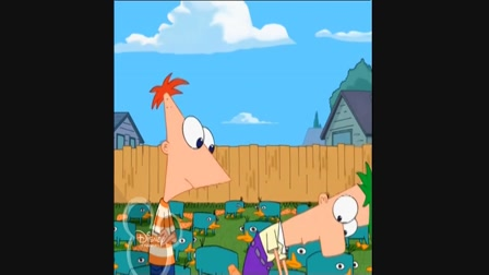 Phineas és Ferb - Ó, hát itt vagy