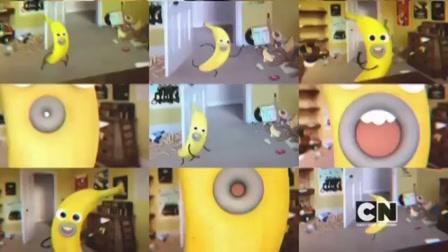 Banántánc-gumball-Gumball csodálatos világa -