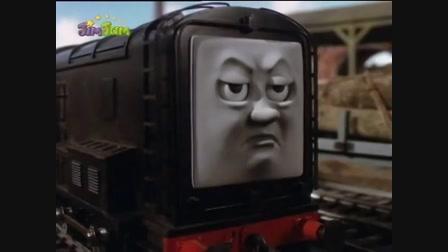 Tomasz a gőzmozdony - Dizel az új mozdony