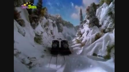 Thomas a Gőzmozdony- Az Elveszett Karácsonyfa