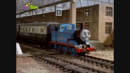 Thomas vonata  - kalandok Sodor szigetén