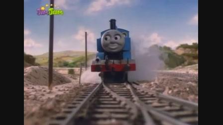 Tomasz a gőzmozdony - A bánya