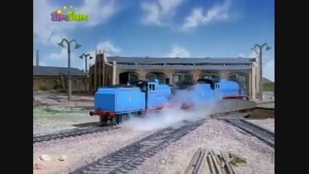 Tomasz a gőzmozdony - A vonatsiklás