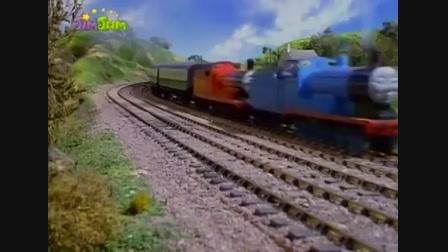 Thomas a gőzmozdony-James és a vagonok