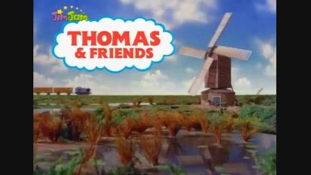 Thomas a gőzmozdony: Thomas és a kisérő,Thomas hor
