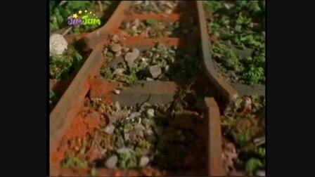 Rusty nagy ötlete - Thomas, a gőzmozdony