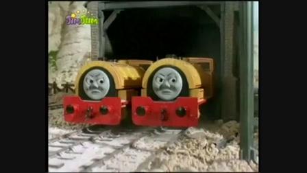 Salty titka - Thomas a gőzmozdony