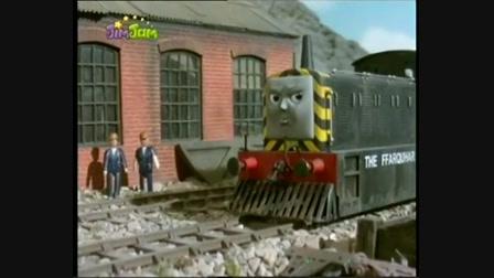 Thomas, a gőzmozdony: Ütköző gondok