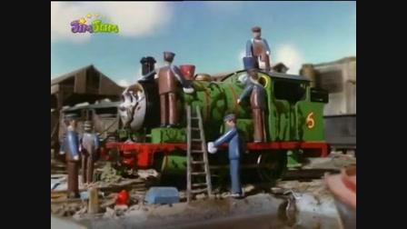 Thomas, a gőzmozdony: A szőrös hernyó
