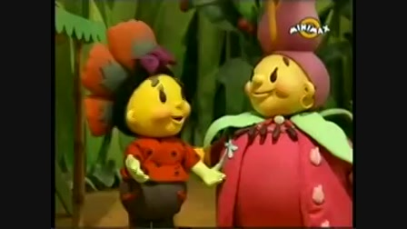 Fifi a kisvirág - A nagy haminap