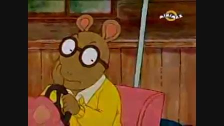 Arthur: Hugi kitalált barátja/A könyvtári könyv