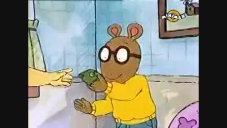 Arthur: Kutya kunyera/Utánozás majomszokás