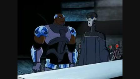 Tini Titánok 5.rész - Cyborg alkatrészei