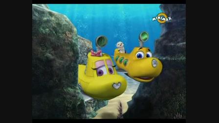 Merülj, Olly, merülj! - Suhanc, a tengeri szörnyet