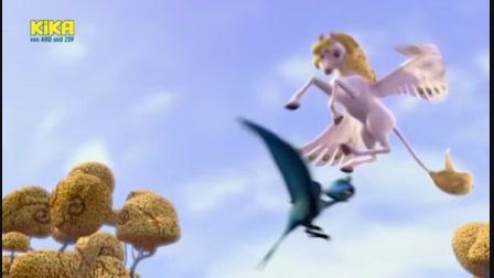 Mia és én - Tündérek és a sárkány