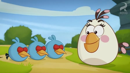Angry Birds Toons S01E16 - Double Take